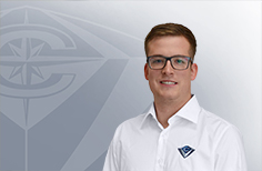 Jakob Lindner, Customer Consultant